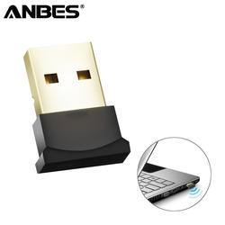USB Bluetooth адаптер V4.0 CSR двухрежимный беспроводной bluetooth-заглушки Музыка Звуковой приемник Adaptador передатчик Bluetooth для ПК