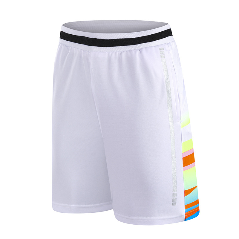Shorts Shuttlecock Badminton Table-Tennis-Shorts Sweat-Absorption World-Championships-Costume
