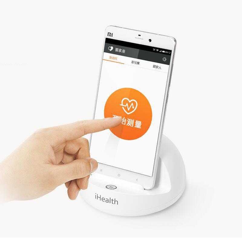 オリジナル Xiaomi iHealth スマート血圧メートル血圧計ドックモニター監視システム  グループ上の 家電製品 からの ホームオートメーションキット の中 3