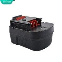 1X 2000mAh 14.4V Ni MH HPB14 Replacement Power Tool Battery For BlackNDecker 499936 34 499936 35 A144 A144EX A14 A14F HPB14