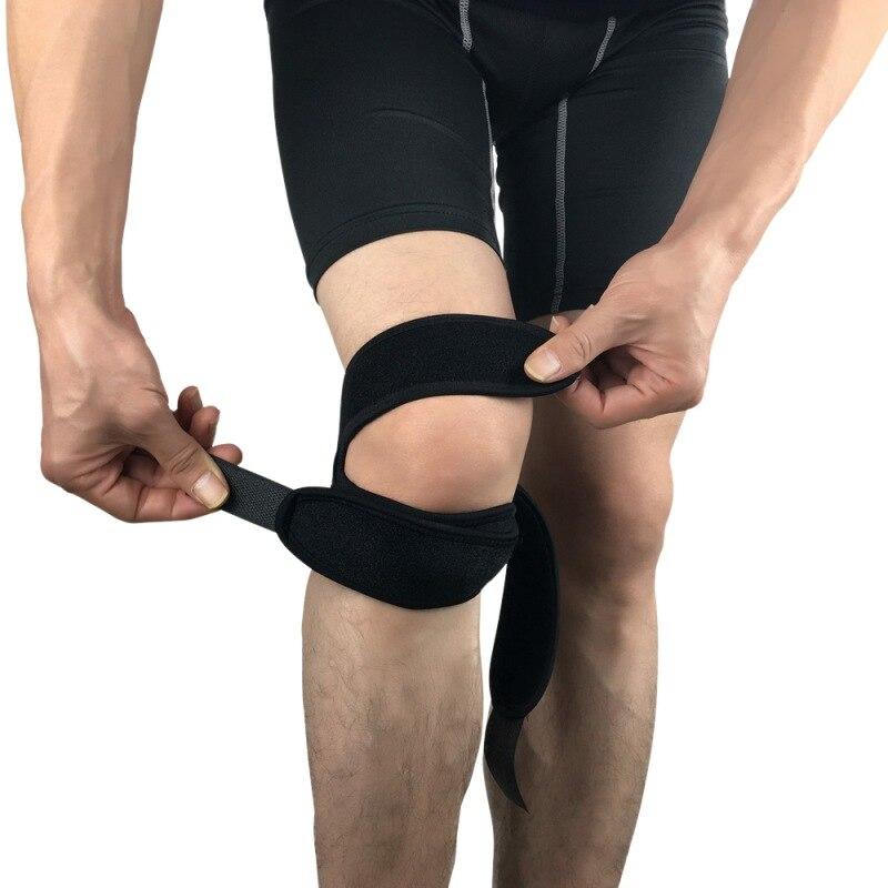 2020 Knee Support Patella Nylon High Elastic Ok Fabric Belt