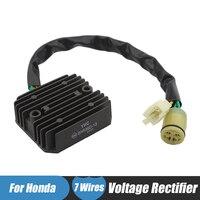 Motorcycle Voltage Regulator Rectifier For Honda XRV 750 P Y Africa Twin 1993 1994 1995 1996