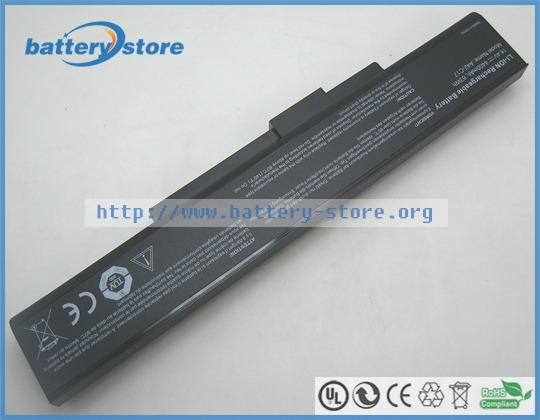 FREE SHIP 63W New battery A42-C17 for MEDION MD98873, MD98866, MD98743, MD98861(China)