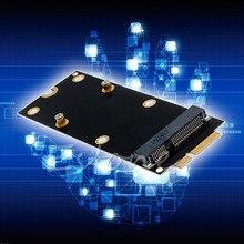 7+ 17 Pin mSATA SSD на SATA адаптер для 2012 MacBook Pro A1398 A1425 MC976 C26