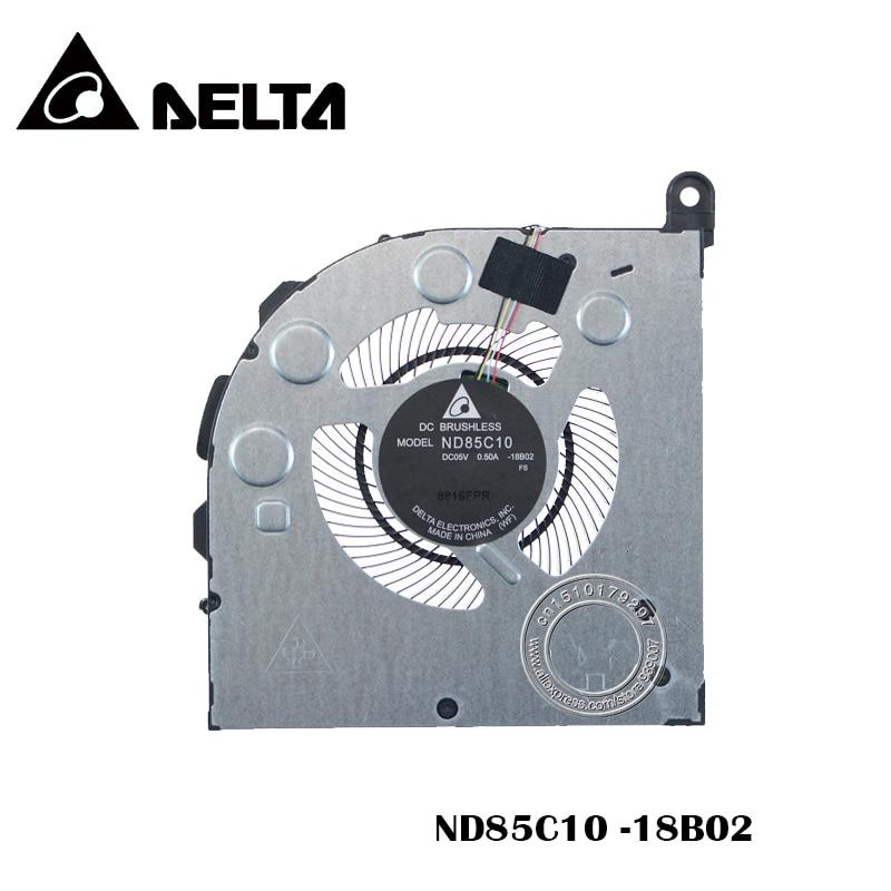 New Original Cooling Fan ND85C10 DC05V 0.50A -18B02 4PIN