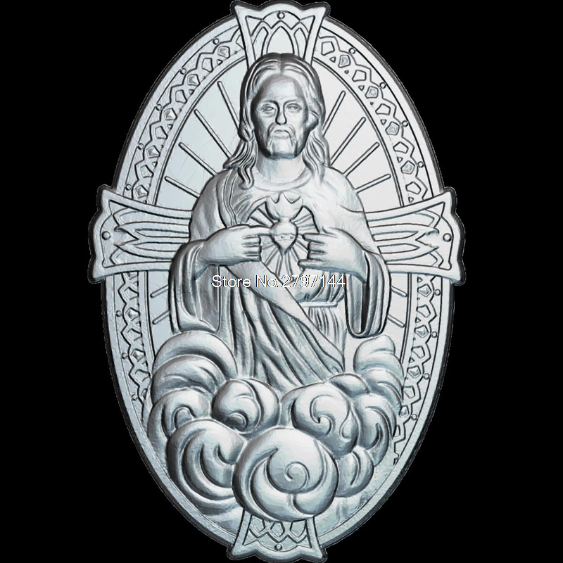 Jesus pendant 3D model relief figure STL format Religion 3d model relief for cnc in STL file format venerable nikita stylites pereslavsky 3d model relief figure stl format religion 3d model relief for cnc in stl file format