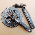 ТВ 44*32*22 170 мм 10 нитей ISIS 118 мм BB mtb велосипедный Кривошип набор цепных колес