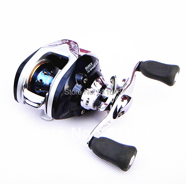 "Free shipping Sea Saltwater Big Game Fishing reels Bait Casting Reel ""6.3:1/10BB"" Fishing Tackle"