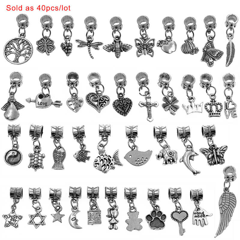 10pcs Mix Style Charms Pendant Diy Jewelry Accessories for Necklace & Bracelet Making Enamel Fashion womens Charms accessories