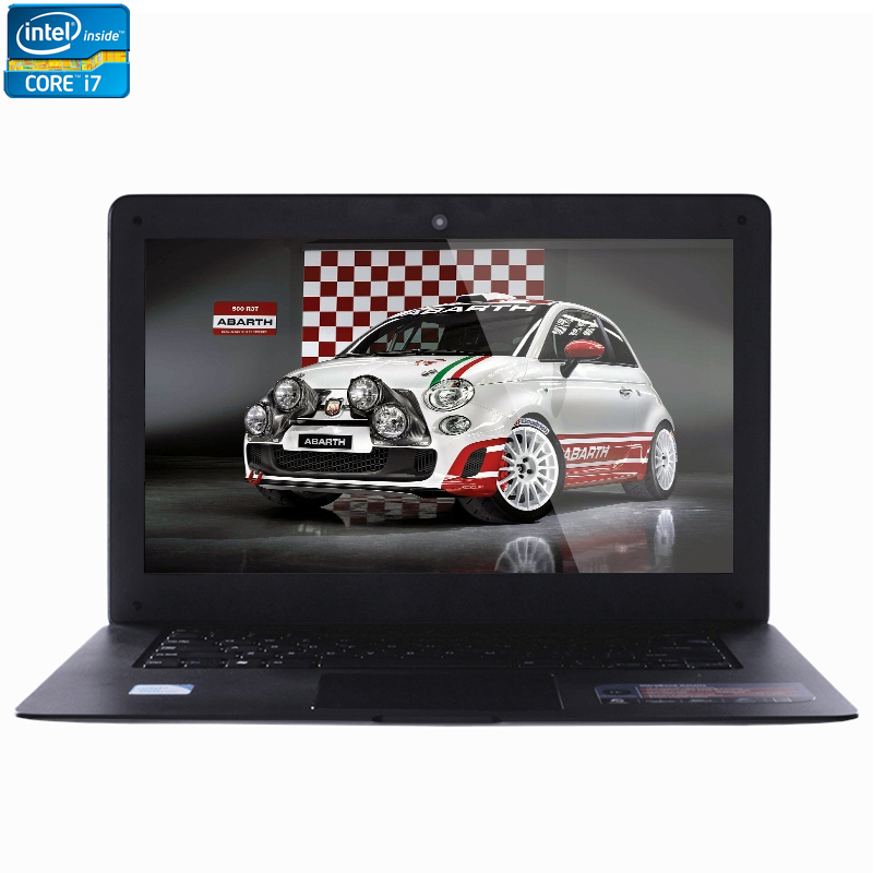 ZEUSLAP Intel Core i7 CPU 14inch 8GB 240GB 500GB Dual Disks Ultimated Bundle Windows 7 10