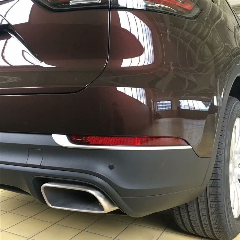 WELKINRY Car Auto Cover For PORSCHE Cayenne 2018 ABS