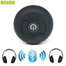 3.5mm Transmisor Bluetooth Inalámbrica de Múltiples puntos Transmite Música Audio Estéreo Blutooth Dongle Adaptador para TV Tablet PC MP3