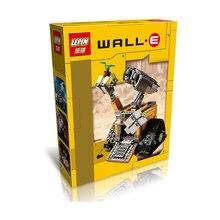 LEPIN 16003 IDEAS WALL-E Robot Wall-E Proper Brick Building Block Minifigure Compatible Legoe