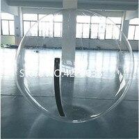 Бесплатная доставка 2,0 м Dia надувной Гуляя людской мяч гигантский надувной мяч воды зорбе мяч