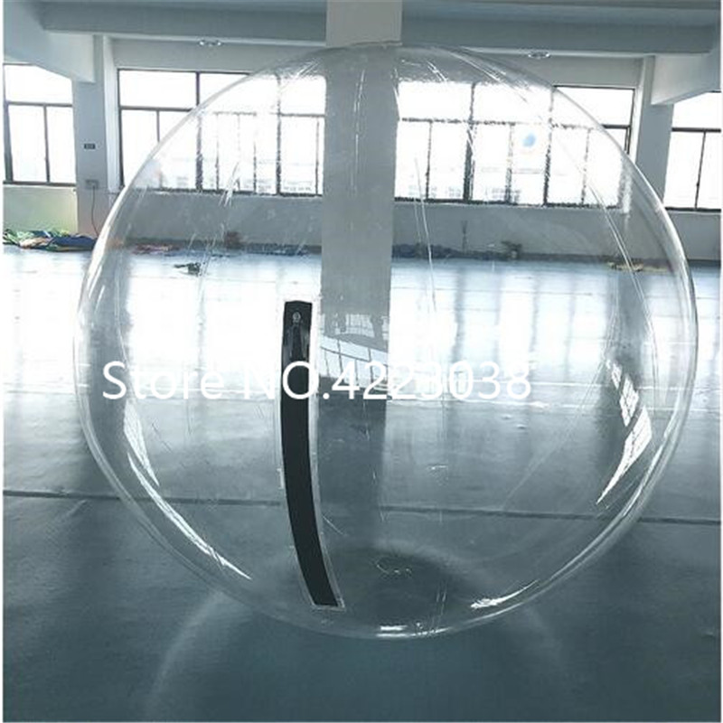 Free Shipping 2.0m Dia Inflatable Water Walking Ball Human Hamster Ball Giant Inflatable Ball Water Zorb Ball 2018 inflatable air water walking ball water rolling ball water balloon zorb ball inflatable human hamster dance plastic ball