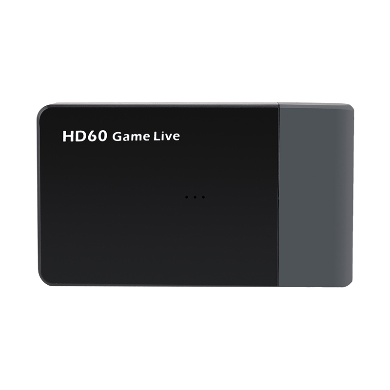 USB 3 0 HD Video game Capture 4K 1080P Game Live Streaming Video Converter With MIC