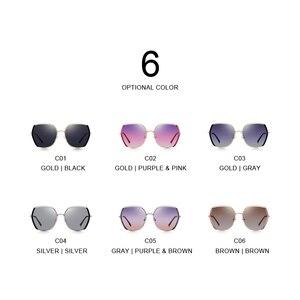 Image 4 - MERRYS Women Luxury Polarized Sunglasses Ladies Fashion Design Sun glasses UV400 Protection S6267