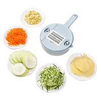 Multi function Vegetable Cutter/ Kitchen Gadgets Accessories Potato Cucumber Shredders Kitchen Accessory