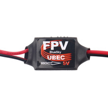 UBEC For FPV Image Transmission Cameras DC Converter Module 3A 5V Mini UBEC For RC Plane Quadcopter GoPro Brushless Gimbals