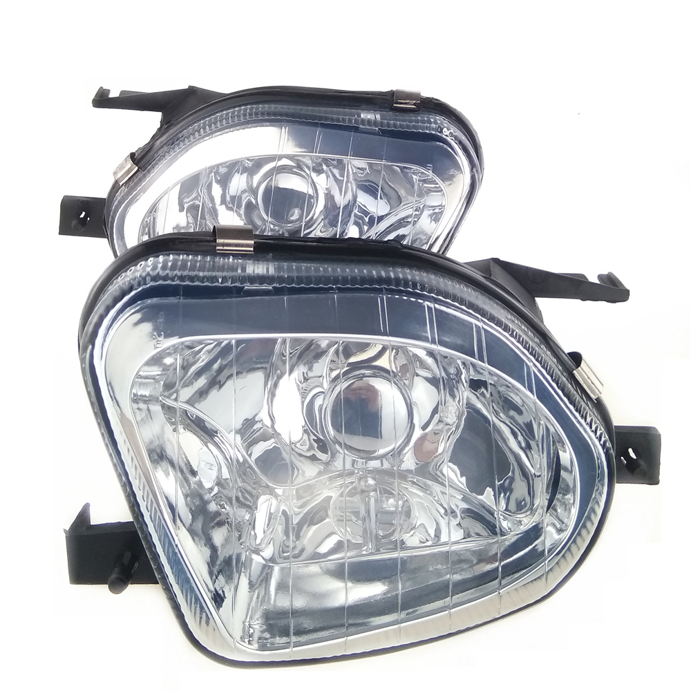 цены For Mercedes-benz WS211 2002-2008 SPRINTER W906 2006-2009 Car Styling Front bumper Fog Lights Lamps