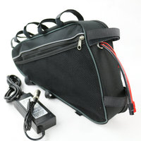 Free Customs Tax Triangle Electric Bike Lithium Battery Pack 48v 20ah Fit 48v 750w Motor