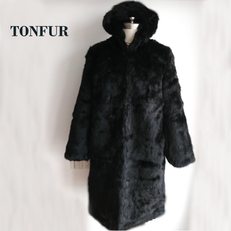 Manteau Fourrure Naturel Pour 100 Oem Prix Long Gros Complet De Capuchon Pelt Réel Sr84 Lapin Usine Avec Femmes X qxqBw1Rz
