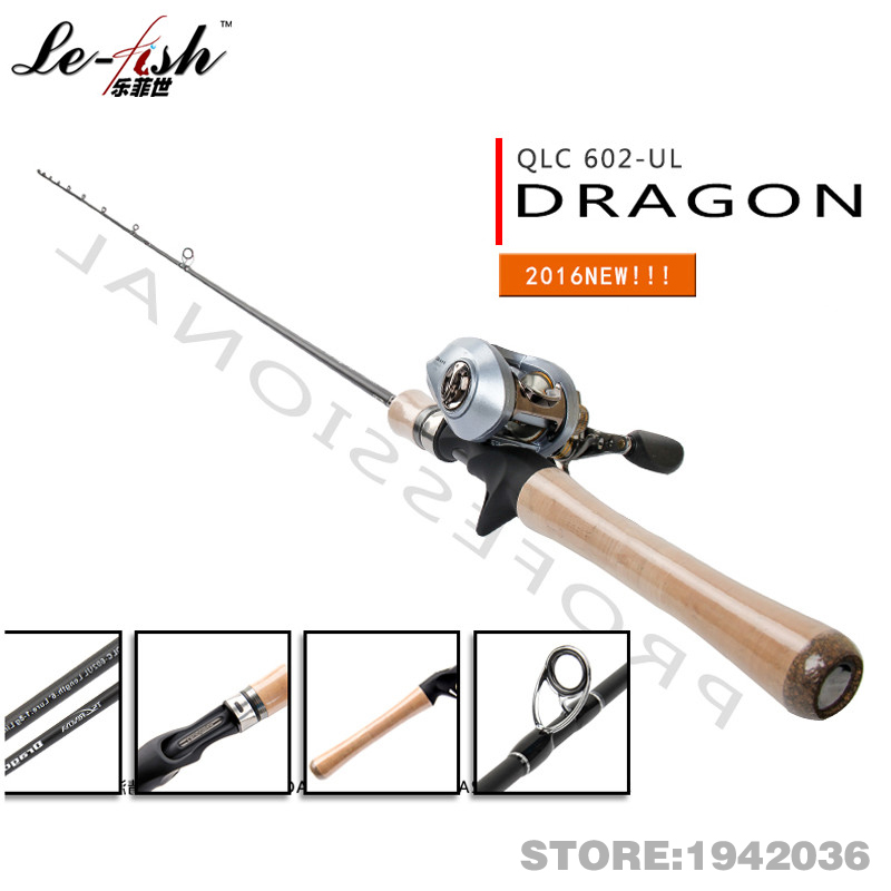 Hot Free Shipping Casting Fishing Rod Carbon Material UL Action Cork Handle Casting Lure Fishing Rod 1.8m 2-8lb Soft Wholesale
