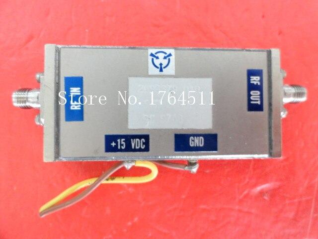 [BELLA] Supply 2098379 15V SMA amplifier[BELLA] Supply 2098379 15V SMA amplifier