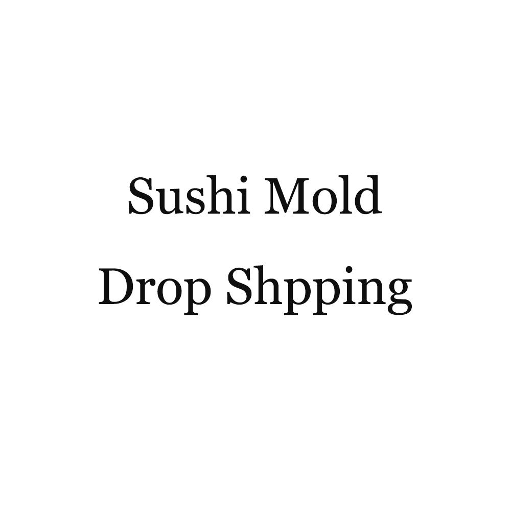 O Transporte da gota Sushi Molde de Bazuca