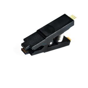 Image 5 - Güncelleme sürümü SOIC8 SOP8 Test klipsi EEPROM 93CXX / 25CXX / 24CXX in circuit programlama + 2 adaptörleri