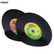 Vinyl Record Bookends / Shelves (2 pcs)