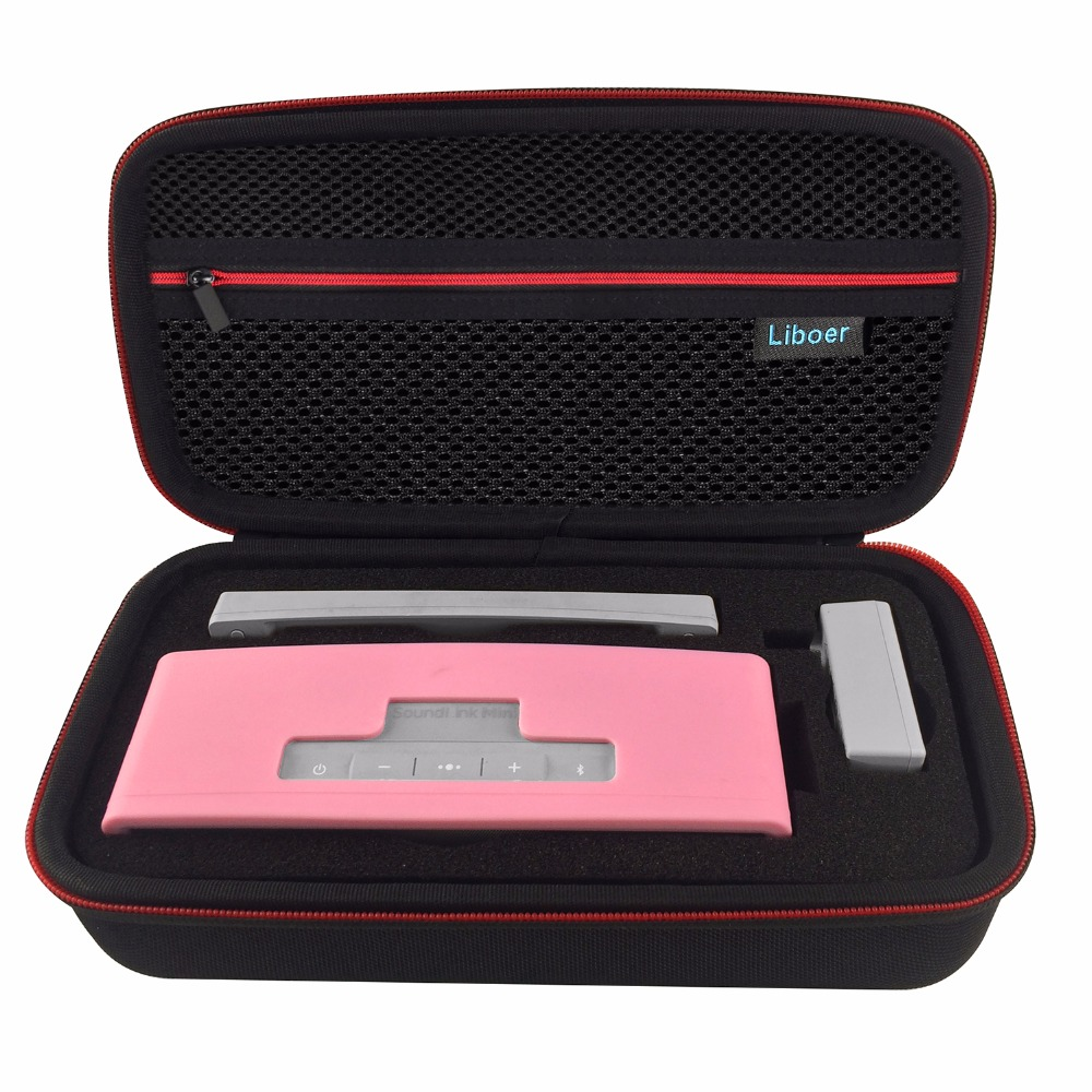 Storage Carrying Travel Case Soft Colorful Cover for Bose SoundLink Mini and Mini 2 II Speaker Portable Hard Carry Bag Case BS10Storage Carrying Travel Case Soft Colorful Cover for Bose SoundLink Mini and Mini 2 II Speaker Portable Hard Carry Bag Case BS10