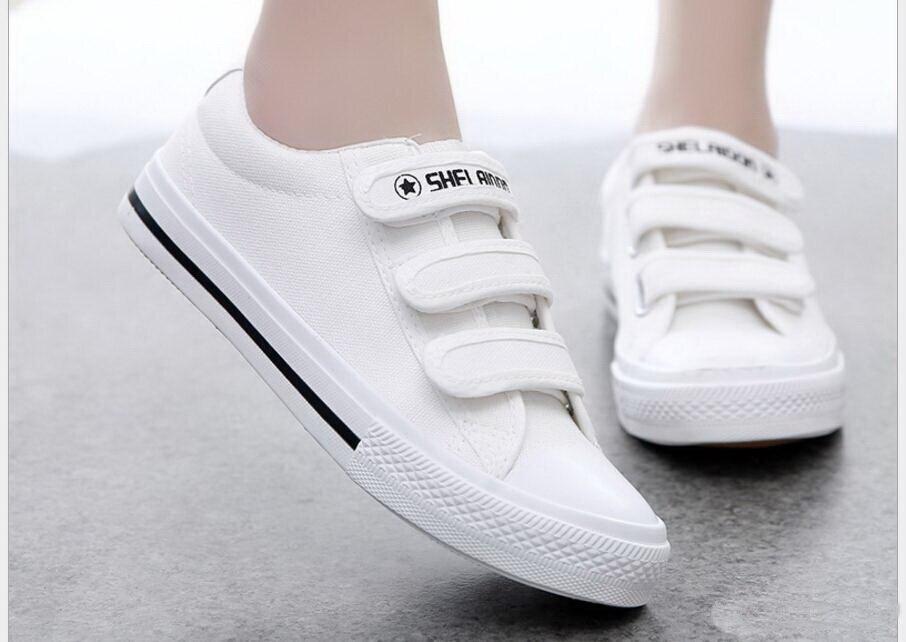 2018 Primavera/Otoño Zapatos de lona bajos Zapatos Zapatos bajos de moda casual a00d92