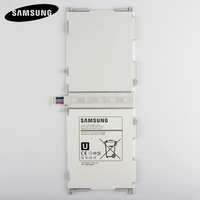 100 Original Tablet Battery EB BT530FBC For Samsung GALAXY Tab4 T530 T531 T535 Built In Replacement