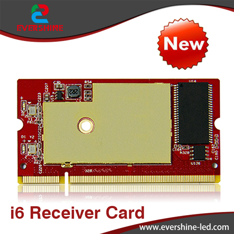 ФОТО Full-color Receiving Card LED Display Control Card Clolorlight i6