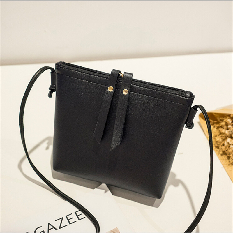 PU Leather Female Shoulder Bags Crossbody Bag Summer Casual Small Women Messenger Bag Causal Travel Clutch Handbags