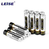 Leise New 1.2v 1150mah NiMH batteries Rechargeable Battery Power Bank Battery aaa ni-mh For Flashlight headlamp Toys With Box