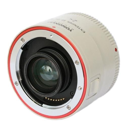 Yongnuo yn-2.0xiii extensor ampliación teleconversor 2x montaje de la lente para canon eos ef lente de enfoque automático