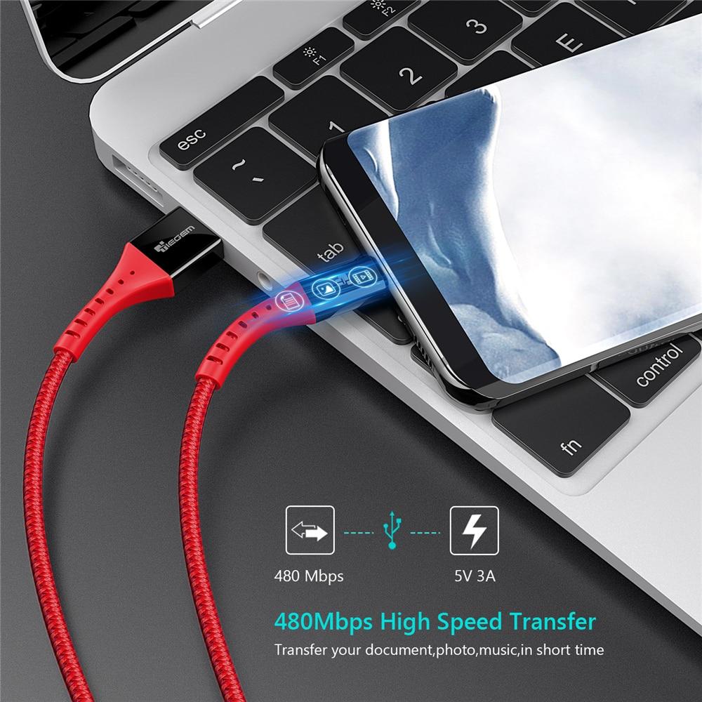 5V2A Micro USB Καλώδιο, Tiegem Γρήγορη Φόρτιση - Ανταλλακτικά και αξεσουάρ κινητών τηλεφώνων - Φωτογραφία 5