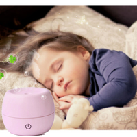 Essential Oil Diffuser 300ML Portable Ultrasonic Cool Mist Aroma Air Humidifier USB Air Purifier For Office