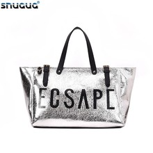 Sequin Luggage Travel Bag Organizer Outdoor Woman Sports Bags For Fitness Training Yoga Duffle Bag Glitter Pink Gym Bags Women