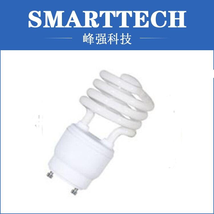 Factory direct supply high quality GU9 energy-saving lamp plastic parts, plastic lamp holder