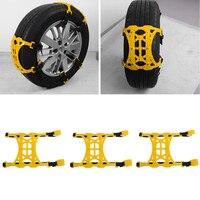Hot 1PC Winter Truck Car Snow Chain Tire Anti Skid Belt Easy Installation