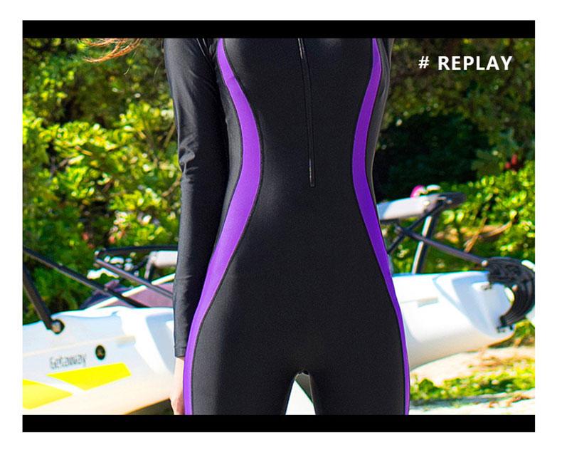 Women wetsuit 14