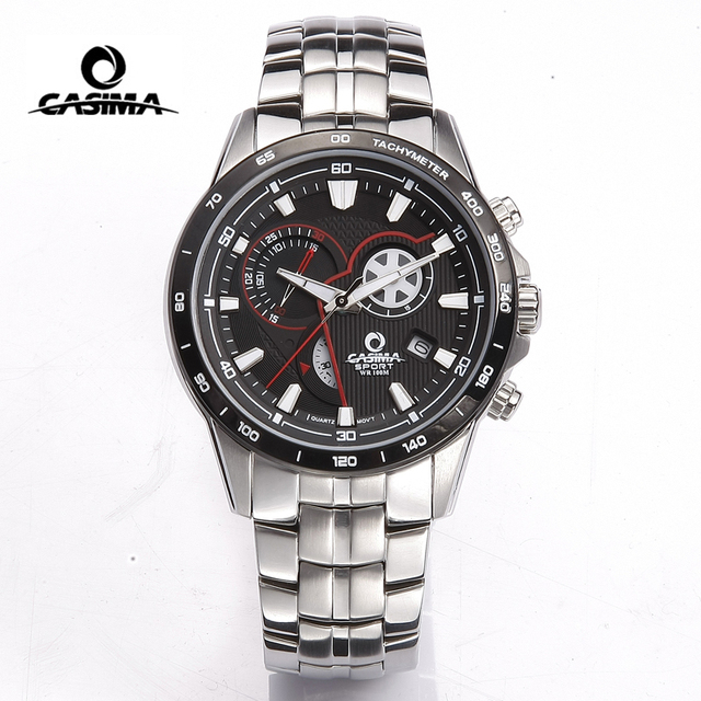 Casima Relogio Masculino Mens Watches Top Brand Luxury Men Clock Fashion Sport Diving Swimming Quartz Watch Montre Homme 2017