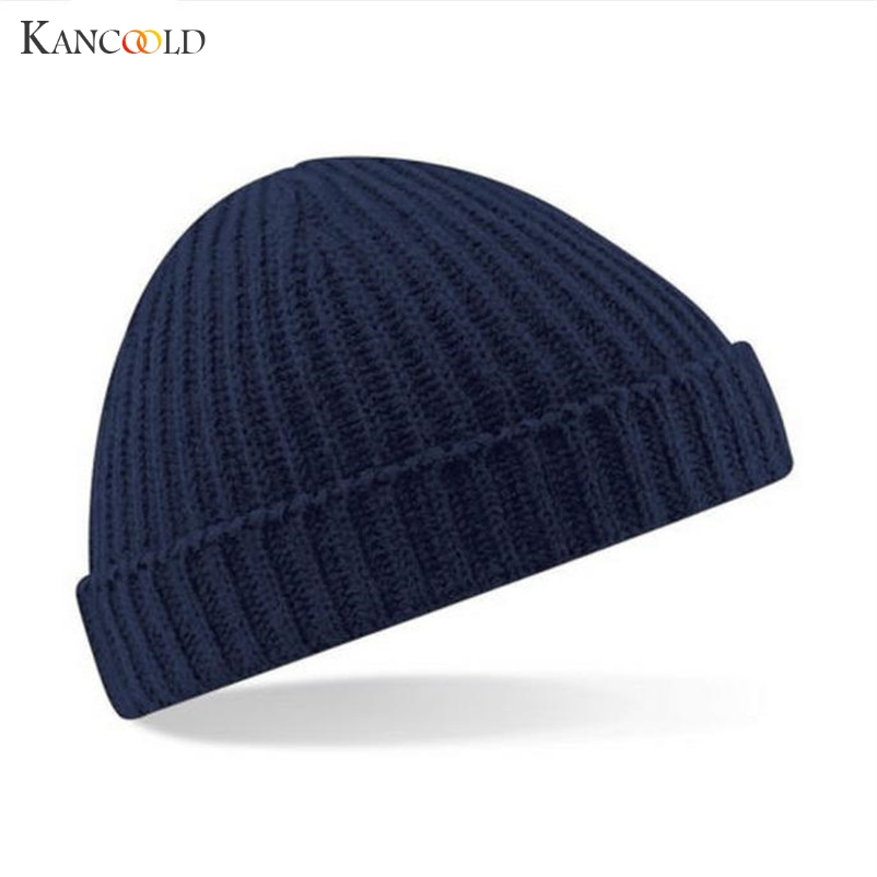 Newly Fashion Hats Warm Knitted Hat Wooly Beanie Hat Winter Warm Wooly Hat Unisex Mens Beanie Ladies Ski Skull Cap Gorras No7