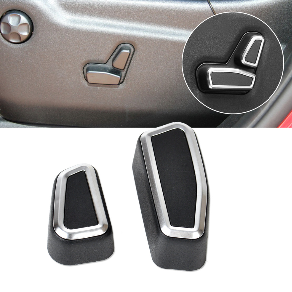 High Quality Driver Seat Adjustment Switch Cover for Jeep Grand Cherokee Patriot Chrysler 300C 2011 2012 2013 2014 2015