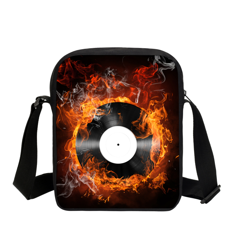 Cool School Laptop Backpack for Boys Skull Mochilas