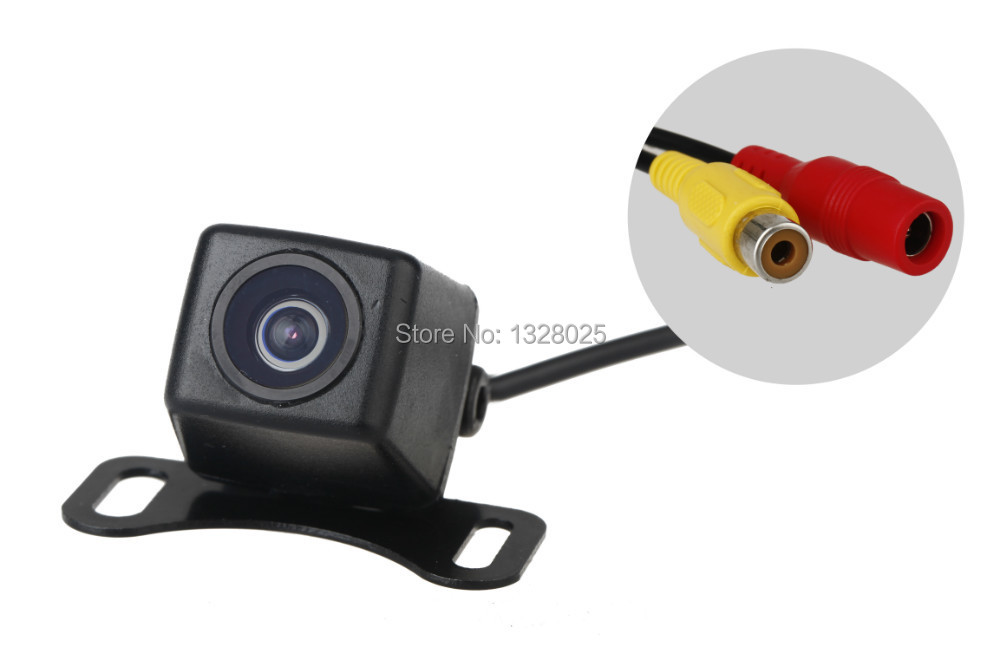 Rear View Camera Night Vision Support NTSC and PAL system E128