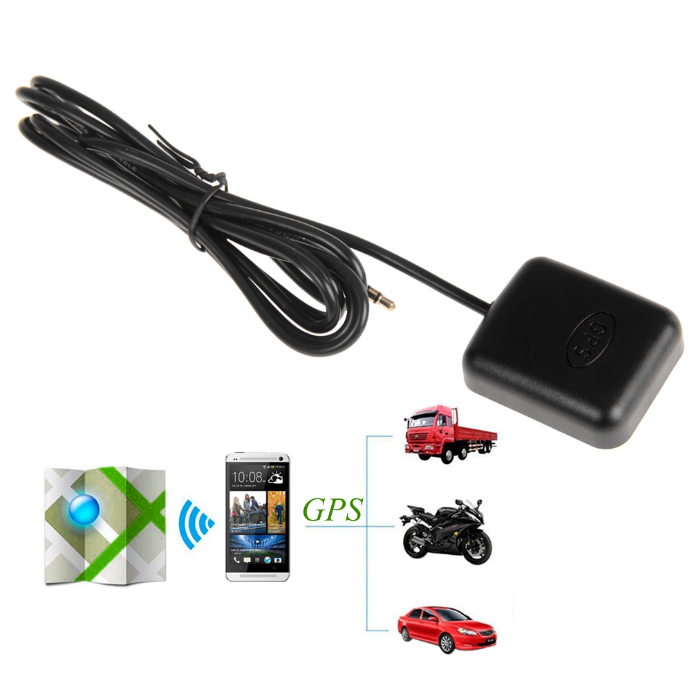 Car GPS Tracking Antenna Module Receiver TTL External GPS module For car DVR Dash Camera Recorder GPS Antenna Car Styling New